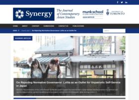 Utsynergyjournal.org thumbnail