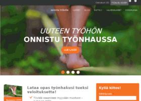 Uuteentyohon.fi thumbnail