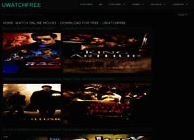 Uwatchfree.online thumbnail