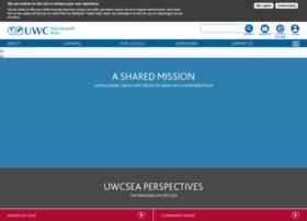 Uwcsea-portal.edu.sg thumbnail