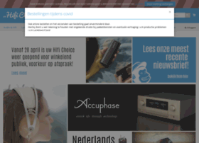 Uwhifichoice.nl thumbnail