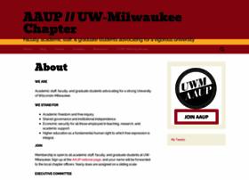 Uwmaaup.org thumbnail