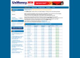 Uxmoney.win thumbnail