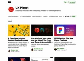 Uxplanet.org thumbnail