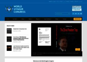 Uyghurcongress.org thumbnail