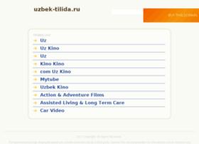Uzbek-tilida.ru thumbnail