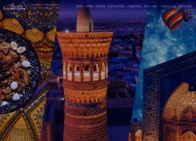 Uzbektourism.uz thumbnail