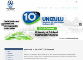 Uzulu.ac.za thumbnail