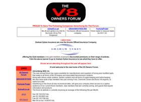 V8forum.co.uk thumbnail