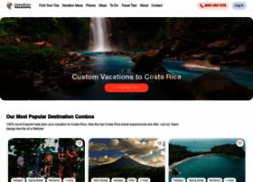 Vacationscostarica.com thumbnail
