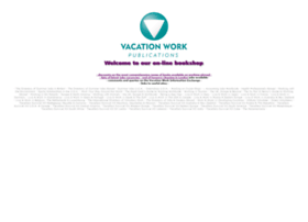 Vacationwork.co.uk thumbnail