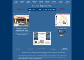 Vacexpress.net thumbnail
