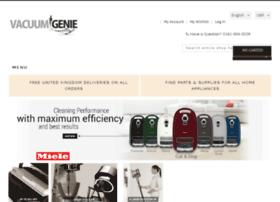 Vacuumgenie.co.uk thumbnail