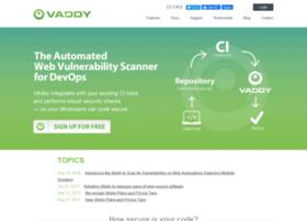 Vaddy.net thumbnail