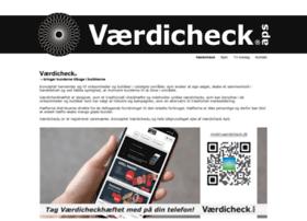 Vaerdicheck.dk thumbnail
