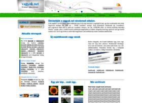 Vagyok.net thumbnail