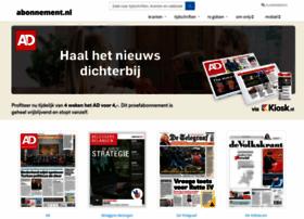 Vakbladen.nl thumbnail