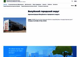 Val-adm.ru thumbnail