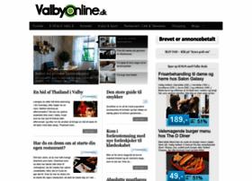 Valbyonline.dk thumbnail