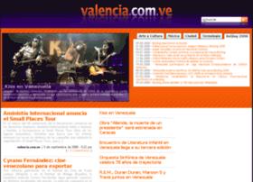 Valencia.com.ve thumbnail