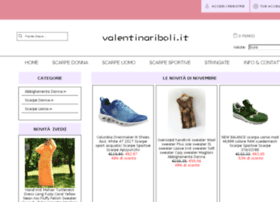 Valentinariboli.it thumbnail