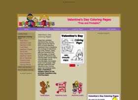 Valentines-coloring.com thumbnail