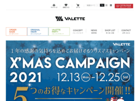 Valette.jp thumbnail
