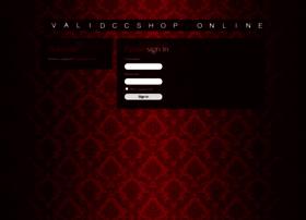 Validccshop.online thumbnail