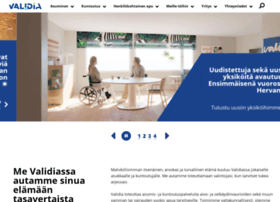 Validia-kuntoutus.fi thumbnail