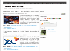 Vall3n.org thumbnail