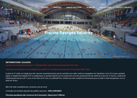 Vallerey-piscine.fr thumbnail