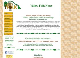 Valleyfolk.org thumbnail