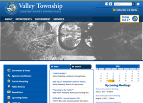 Valleytownship.org thumbnail