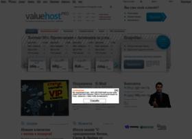 Valuehost.ru thumbnail