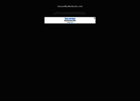 Valuemywebsite.net thumbnail