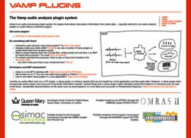 Vamp-plugins.org thumbnail