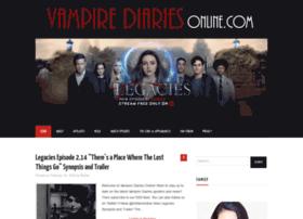 Vampirediariesonline.com thumbnail