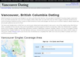 Vancouver-dating.ca thumbnail