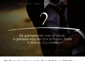 Vaneckenrigters.nl thumbnail