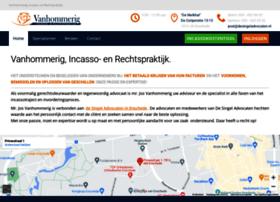 Vanhommerig.nl thumbnail