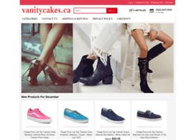 Vanitycakes.ca thumbnail