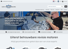 Vankronenburg.nl thumbnail