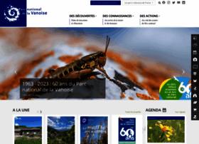 Vanoise-parcnational.fr thumbnail