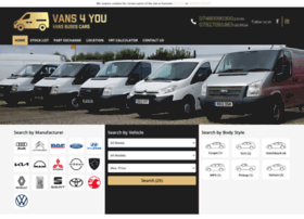Vans-4-you.co.uk thumbnail