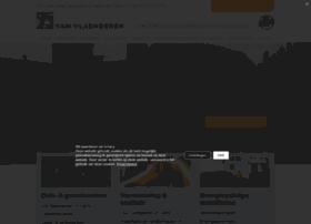 Vanvlaenderen-bvba.be thumbnail