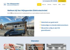 Vanwijngaardenelektrotechniek.nl thumbnail