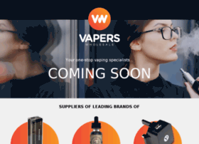 Vapers-wholesale.co.uk thumbnail
