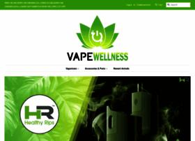 Vapewellness.co.uk thumbnail