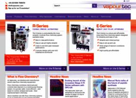 Vapourtec.co.uk thumbnail