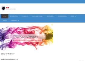 Vapourvapour.co.uk thumbnail